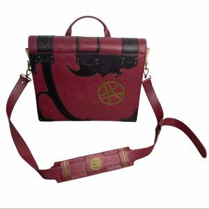MARVEL Book of Vishanti Doctor Strange Messenger Bag  –Exclusive by ThinkGeek
